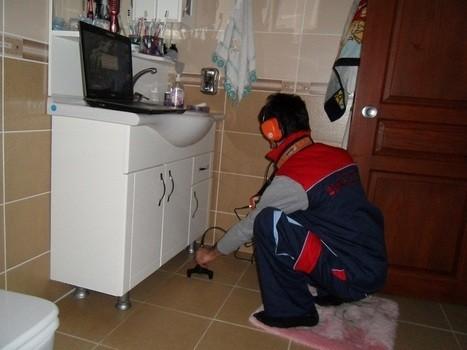 اسباب تسرب المياه من غرفه الغسيل