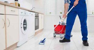 اسرع الطرق فى تنظيف المنازل والفلل